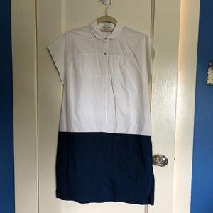 Madewell Academic Shift Dress
